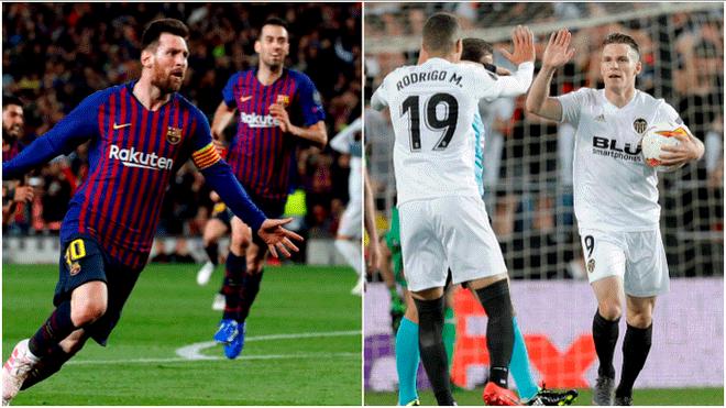 Barcelona vs. Valencia: ¿a qué hora y dónde ver la final de la Copa del Rey? |