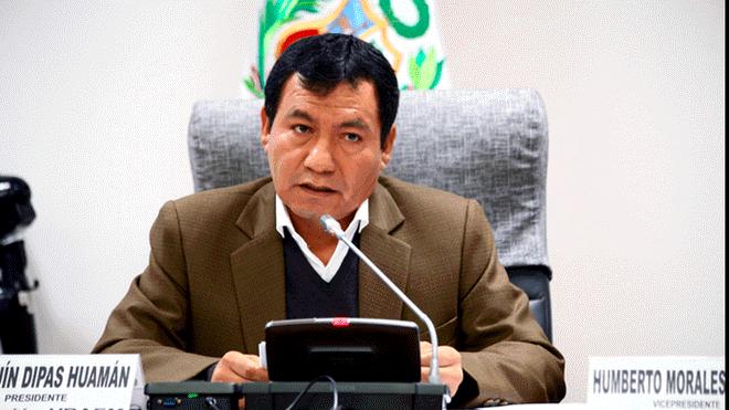 Joaquín Dipas: sentencia en su contra será leída este jueves 30