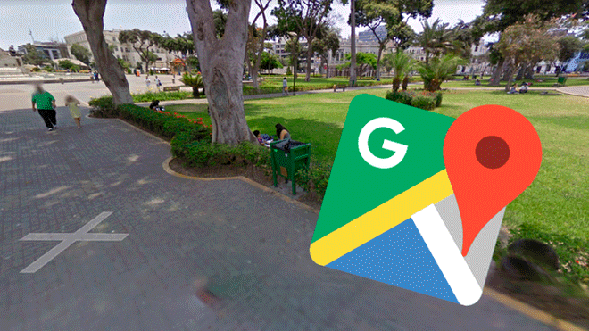 Google Maps: Visit Lima Park and discover the romantic scene ...