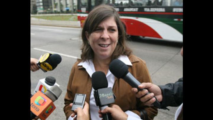 Periodistas de Cuarto Poder se solidarizan con Rosa María Palacios ...