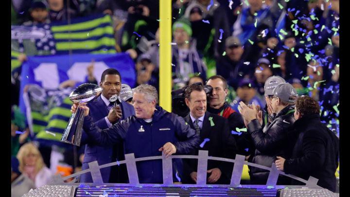 Super Bowl 2014: Seattle Seahawks campeones por primera vez de la NFL (FOTOS Y VIDEO)