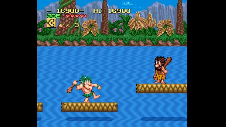 Joe & Mac: Caveman (1991). Foto: Nintendo / Captura
