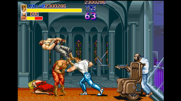Final Fight (1990). Foto: Nintendo / Captura.