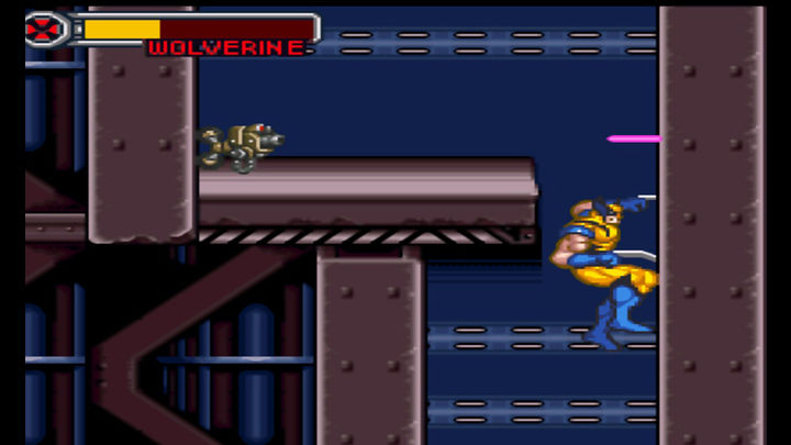 X-men: Mutant Apocalypse (1994). Foto: Nintendo / Captura