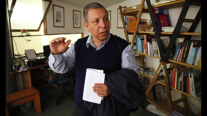 Apoyo. Marco Arana, de Tierra y Libertad, dio por superados inconvenientes en el proceso