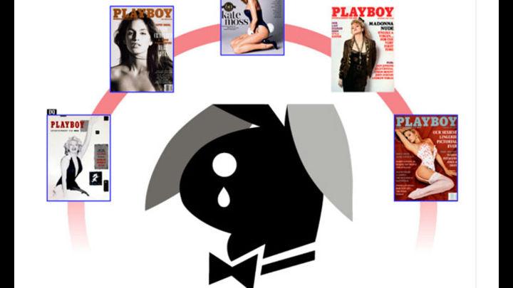 Marilyn Monroe, Cindy Crawford, Kate Moss, Madonna y Pamela Anderson fueron algunas de las celebridades que ilustraron sus portadas