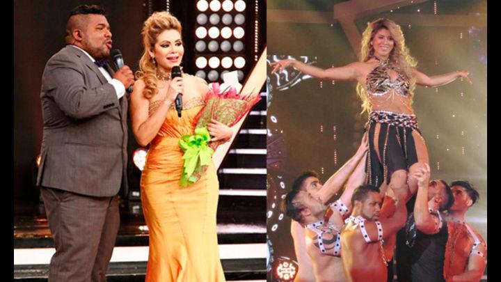 Gisela Valcárcel y Yahaira Plasencia le ganaron a Magaly Medina