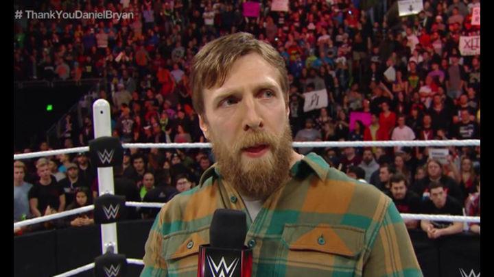Daniel Bryan agradeció a sus fans y la WWE