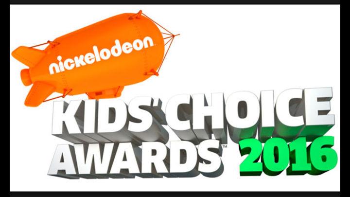 Los Kids Choice Awards 2016 serán en marzo. Foto: difusión