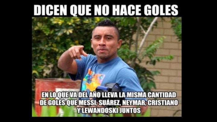 Memes de 'Toñito' Gonzales horas previas al enfrentamiento ante Universitario