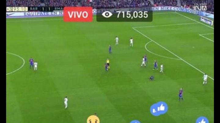 Las Paginas De Facebook Que Transmiten Futbol Y El Negocio De La Pirateria Larepublica Pe
