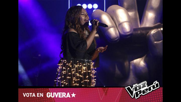 Gabriela se queda a vivir en el Perú para impulsar su carrera de cantante