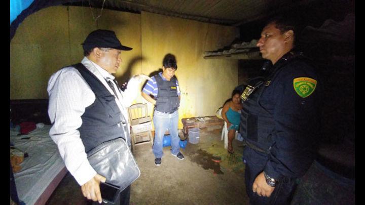Megaoperativo contó con la intervención de 27 fiscales y 300 efectivos policiales