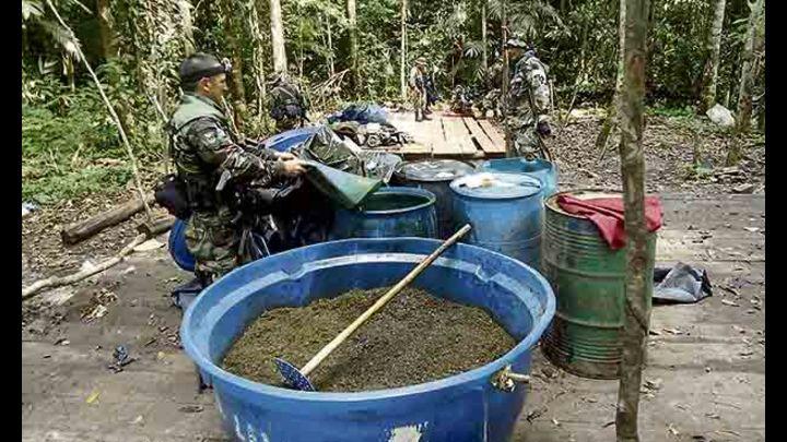 DROGA. Cárteles ganaron menos en narcotráfico. Producción y venta es más riesgosa