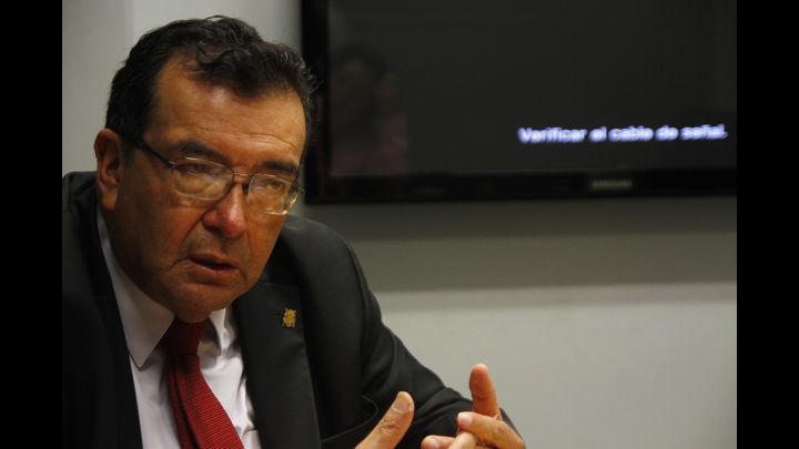 Tarea. Gonzalo García hace esfuerzos por sumar adhesiones.