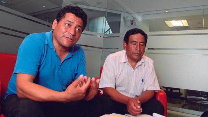 Exponen. Fernando Gutiérrez, coordinador de la Comisión Nacional de Productores.
