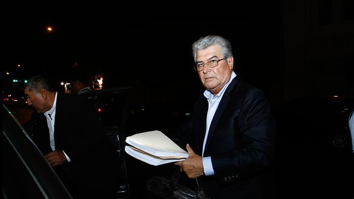 Briceño apelará resolución del juez Concepción.