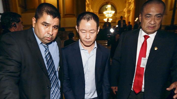 Defensa. Kenji Fujimori buscará en la vía judicial lo que no logró en el Congreso.