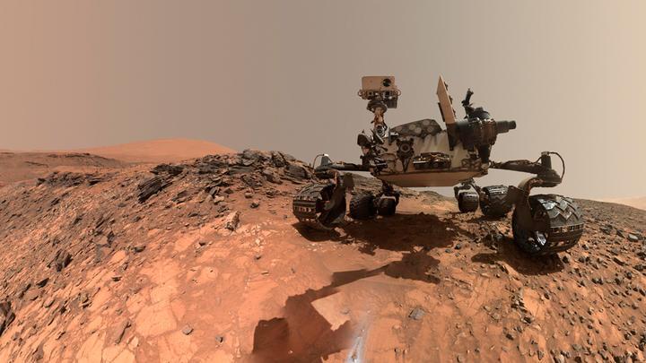 Revelaciones. Gran avance. El robot Curiosity halló moléculas orgánicas del planeta rojo.