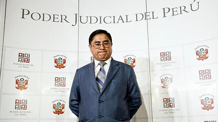 El juez supremo César Hinostroza vuelve a estar en la mira de la opinión pública por un fallo en la Corte Suprema en un caso de violación sexual.