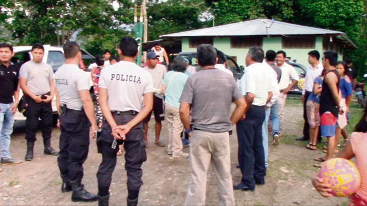Trabajo. Un arduo trabajo espera a la Policía de Amazonas.