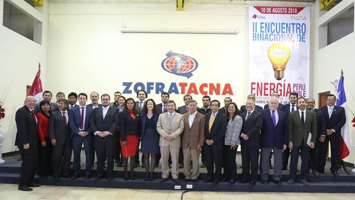 Autoridades se reunieron en la Zona Franca en Tacna