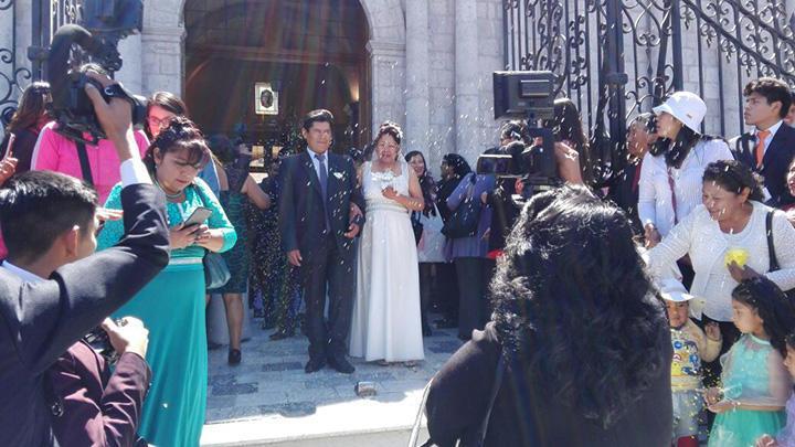 Vestidos para matrimonio civil en arequipa