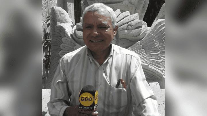 Arequipa: Roberto Rivaños, adiós decano del Colegio de Periodistas