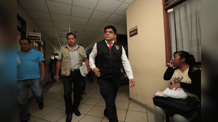 Fiscal provincial Juan Carrasco