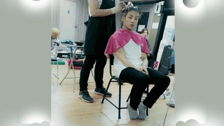 Participó en la producción del álbum Love Yourself: Tear de BTS
