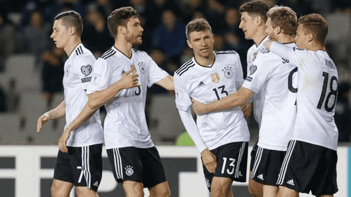 Selección alemana confirmó la baja de jugador para los partidos ante Francia y Perú.