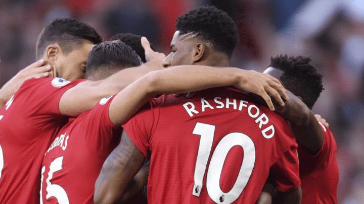 Manchester United no gana la Premier League desde el 2013.