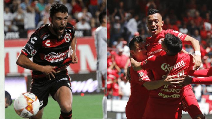 Toluca venció 1-0 a Tijuana y se despidió de la Copa MX | RESUMEN | VIDEO | RESULTADO