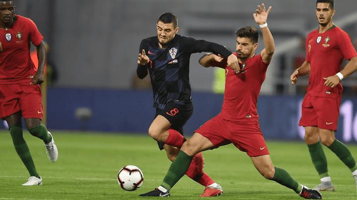 Portugal y Croacia empataron 1-1 previo a su debut en la Liga de Naciones de la UEFA.