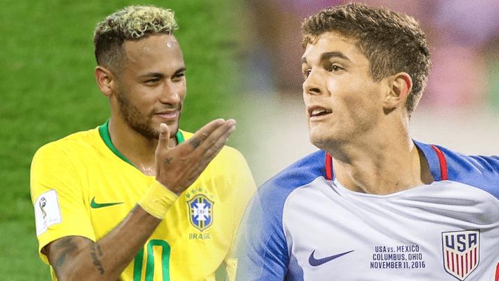 VER EN VIVO Brasil vs Estados Unidos ONLINE TV EN DIRECTO: fecha y canal dónde ver el amistoso internacional fecha FIFA 2018 vía Globo TV y BEIN Sports | GUIA TV