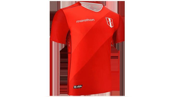 Resultado de imagen para camiseta alterna peru marathon