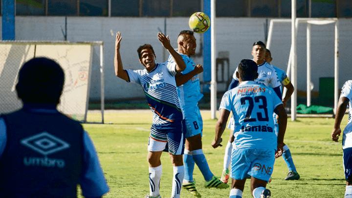 """Portero de Binacional: """"Llegar a Sudamericana ya no es un sueño"""""""