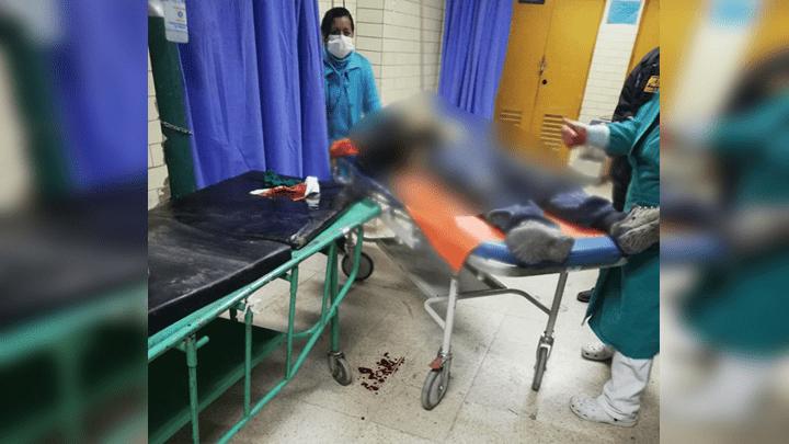 Puno: En Juliaca, policía muere en despiste de su motocicleta