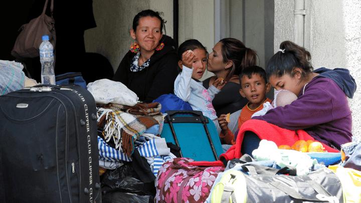 Venezolanos en Perú. Foto: La República