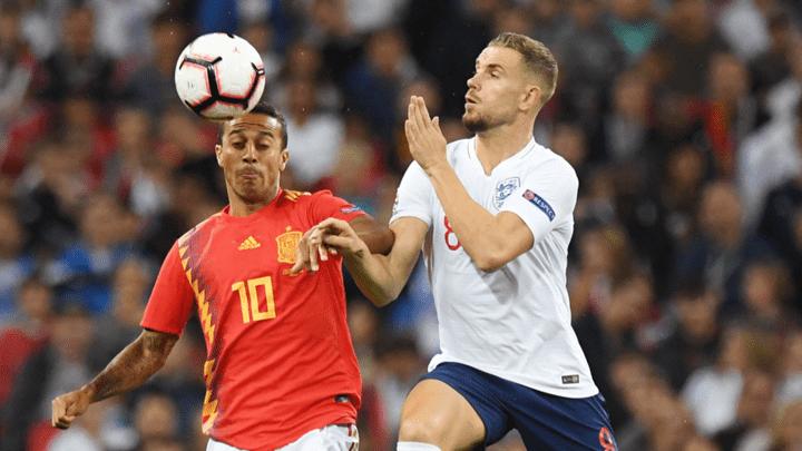 España ganó por 2-1 a Inglaterra en Liga de Naciones de la UEFA.