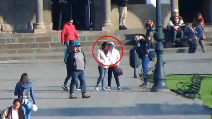 En Cusco encuentran a las hermanitas víctimas de abuso
