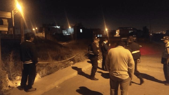 En junio, el sujeto estuvo implicado en el homicidio de una bebe en Arequipa
