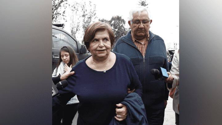 Los padres de Jorge Tovar llegaron a la vivienda de su hijo. Foto: Jorde Cerdán