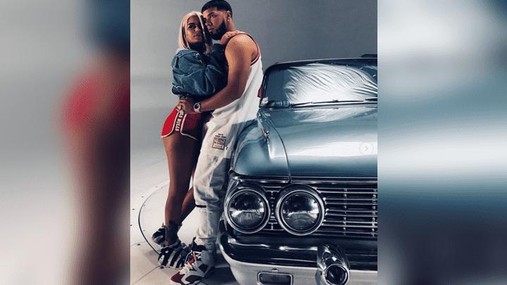 Sin embargo Anuel AA y Karol G niegan romance. Foto: Instagram oficial.