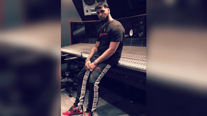 Enmanuel Gazmey Santiago, más conocido como Anuel AA, es un cantante puertorriqueño de trap y reggaeton. Foto: Instagram oficial.