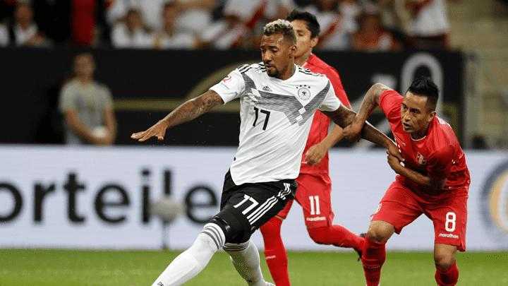 Perú perdió por 2-1 contra Alemania en el amistoso internacional de fecha FIFA.