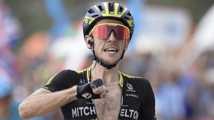 Simon Yates ganó la etapa 14 y se mantiene como líder de la clasificación.