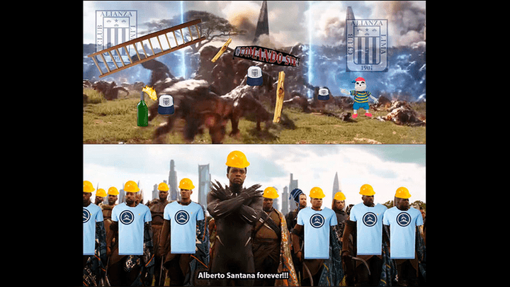 Facebook: memes de Alianza Lima vs evangélicos de aposento alto por el enfrentamiento del estadio de Matute   FOTOS   VIRAL