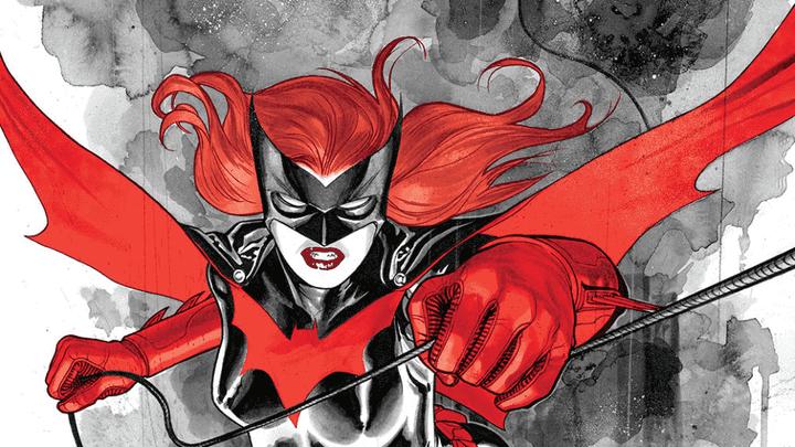 La superheroina en los lápices del dibujante J.H  Williams III