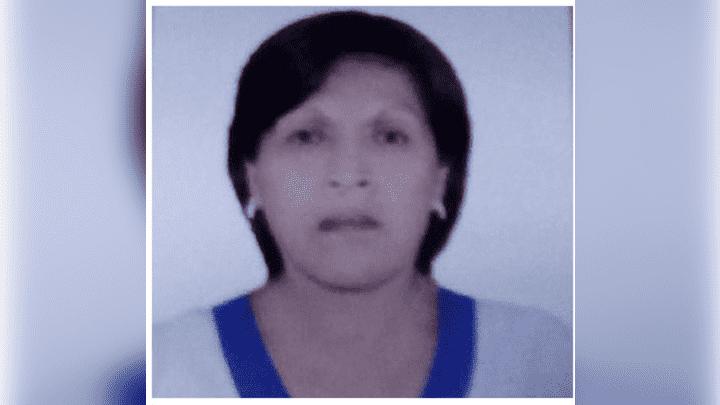 Mercedes Bayona Belupu, de 49 años, también fue baleada en el bus.